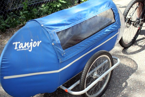 Tanjor Bicycle Trailer