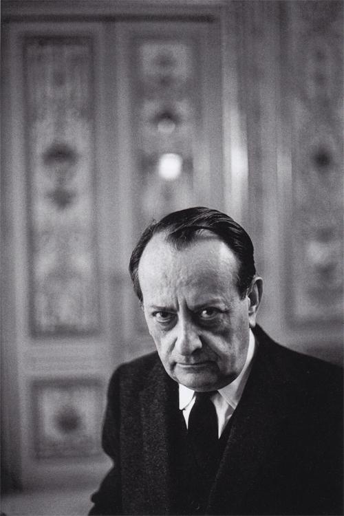 15 André Malraux, Paris. 1968