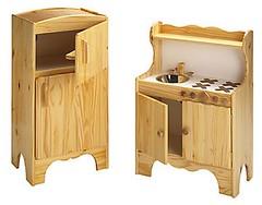 Wooden Play Kitchen (Bella Luna Toys) Tags: woodenplaykitchen waldorftoys woodenrefrigerator