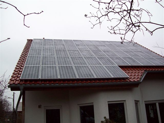 PV Anlage der Ever Energy Group GmbH