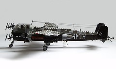 Heinkel He-219 Uhu (2) (Mad physicist) Tags: germany lego aircraft wwii heinkel ww2 nightfighter