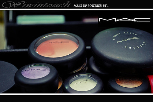 Make Up Powered by MAC