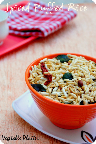 Spiced Puffed Rice