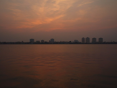 Sunset of Tay Ho