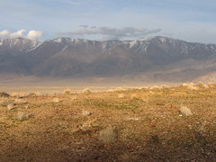 Inyo Mountains (Franca Francesca) Tags: california berge sierranevada steppe kalifornien felsen gebirge kies inyomountains gestrpp gerll