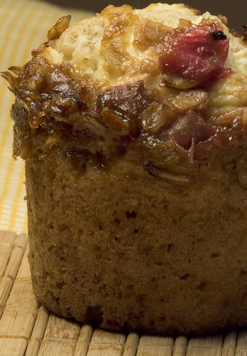 Rhubarb Muffins: