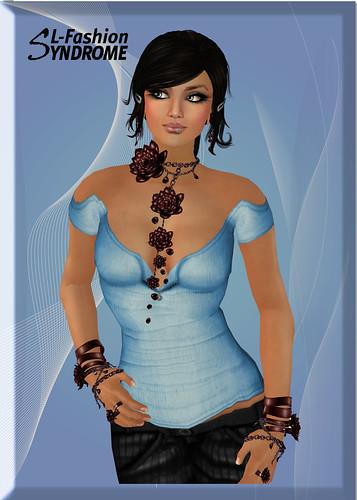 IrEN: Bare Shoulder #3