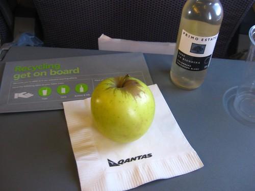 Qantas MEL-CBR