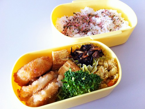 今日のお弁当 No.159 – 梅しそ