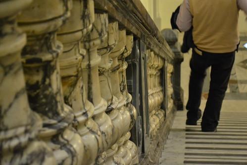 Bajando las Escaleras