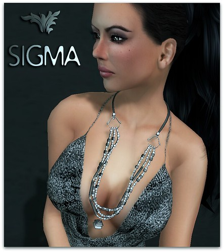 SIGMA Jewels/ Daphne necklace