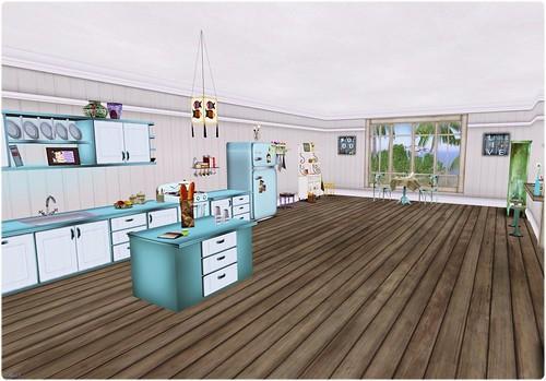 Style - Ariel, Kitchen