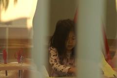 maya :: first day @ preschool