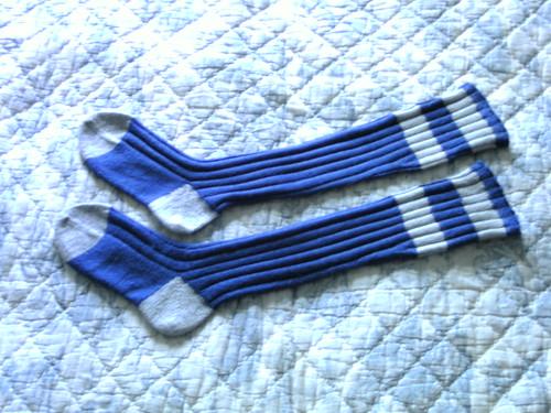 Quidditch socks