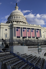 Inauguration Preparation (AP Photo/Evan Vucci)