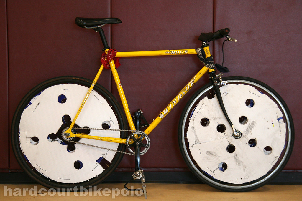 Joe's hardcourt polo bike full