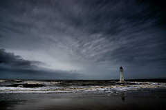 Perch Rock Lighthouse (Chris Beesley) Tags: fab lighthouse rock pentax super perch mersey newbrighton k100d thewirral pentax1645mmf4edal