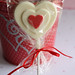Valentine's Day Chocolate Lollipops