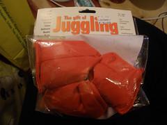 Daniel's juggling set