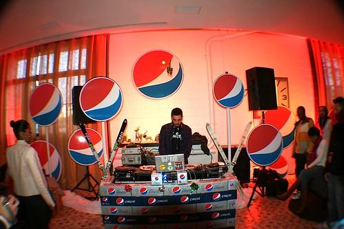 2008.12.14 / BananaSplit x Pepsi x Jazzy Jeff / Pali House Hotel & LAX