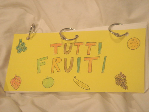 Tutti Fruiti