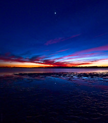 Venusian Sunset Matanzas Inlet (JamesWatkins) Tags: ocean sunset fab seascape art iso800 evening poetry surf venus sundown florida piers digitalart wideangle atlantic writers beaches wa planets poems atlanticocean beautifulclouds tides poets nightfall highiso matanzas surfside d300 matanzasinlet beachscape sigma1020mm creativewriting floridabeaches newvision inlandwaterway oceanscape staugustinefl the4elements poetryandphotos starsandplanets mywinners jameswatkins photosandpoems favemegroup3 alemdagqualityonlyclub peregrino27newvision