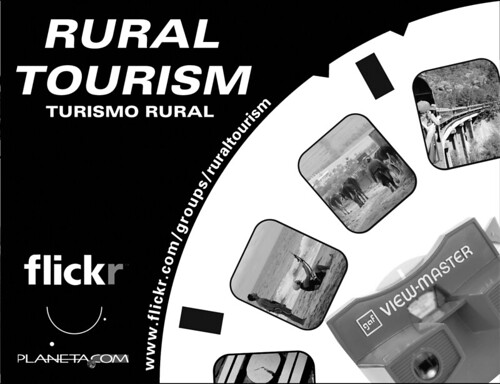 Free Flyer! Rural Tourism (viewmaster)