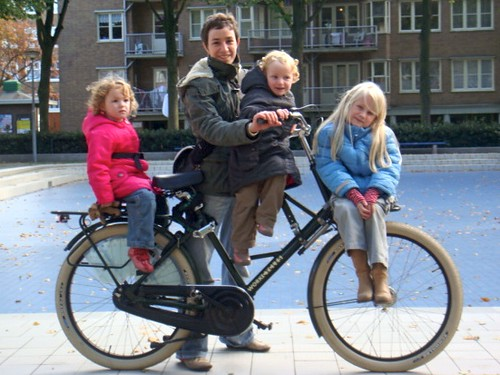 WorkCycles FR8 family of four
