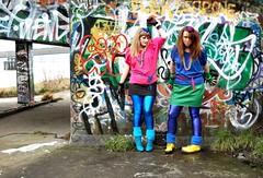 (evilibby) Tags: wardroberemix graffiti bright libby avalon docs drmartens dms thurrock westthurrock
