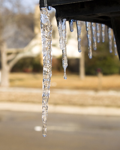 Icy Mailbox