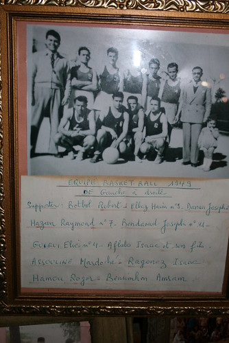 1949 Basketball Team