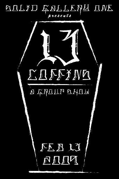 13 Coffins Show