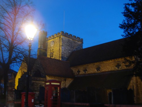 Parish church in Havant