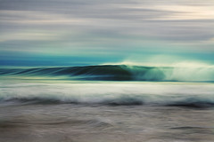 panned wave .8s (laatideon) Tags: sea blur southafrica 50mm surf waves slow f22 blablabla jbay etcetc 8sec intentionalcameramovement laatideon deonlategan touchofurbanacid