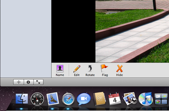 iPhoto : Arrow Icon