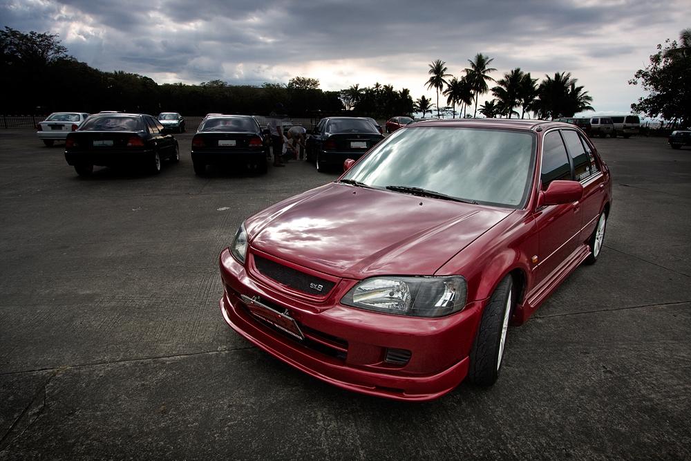 Paint car black matte -Honda City 2002 Exi - 3253779655 8b81bbb9c1 o