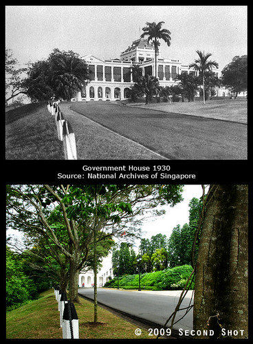 Government House 1930
