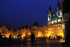 Old Town Square, Prague (jemma83) Tags: prague praha oldtownsquare staroměstskénáměstí pragueoldtown oldtownsquareprague lptowers oldtownsquarehotel oldtownsquarepraha