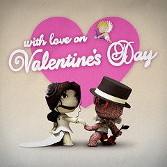 LittleBigPlanet Happy Valentines Day