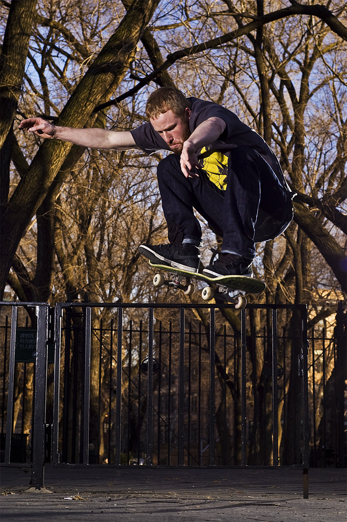 Carter Donnell - ollie- nyc