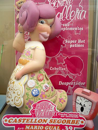 barbie-Fallera