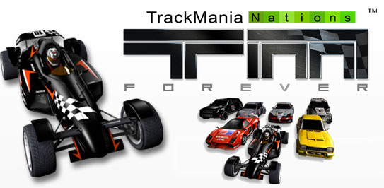 TrackMania Nations Forever - 赛道狂飙:国家永恒