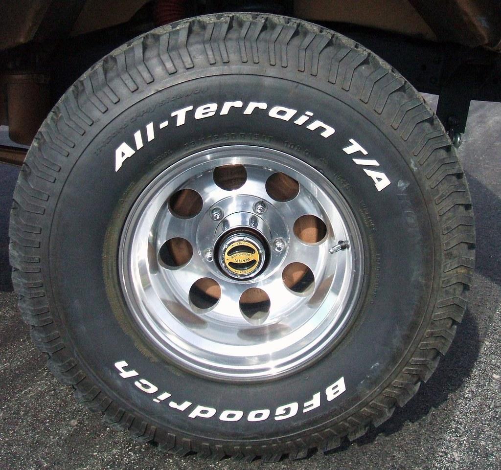 Bronco tires