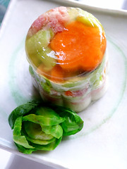 aspic of evil (chotda) Tags: ackack vegetables stuff um bunchofpants congealed gelatin aspic vintagerecipes socalledsalad rockinitoldschool misscongealiality