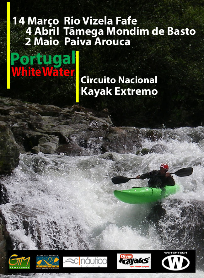 Cartaz Portugal White Water