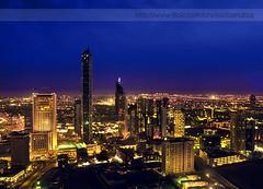 Kuwait Night View .. (Banafsaj_Q8 .. Free Photographer) Tags: blue sky architecture night landscape photography view free photographers kuwait 2009 kuwaitcity kw q8 sharq nighty مدينة الكويت كويت kuw nikond90 alanood banafsaj banafsajq8 alotiabi