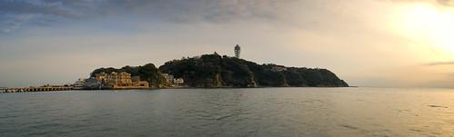 La enorme tranquilidad de la pequeña Enoshima