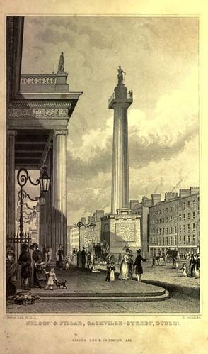 005-2- Columna de Nelson Sackville-Street Dublin