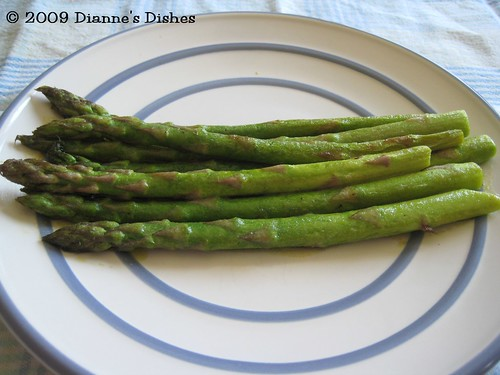 Better Bites: Spicy Asparagus