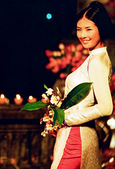 The so-called Vietnamese Ao Dai (a film shot) (Vu Pham in Vietnam) Tags: portrait heritage lady night movement southeastasia gallery vietnamese action candid ishootfilm historic vietnam nightlight download historical hue vu 2010 indochina  hu aodai    thecitadel blueribbonwinner vitnam  hu flickrnight  missvietnam  hoahu huecity huefestival ini festivalhue hpdn skin c disn thurathienhue kinh lchs vnha raininvietnam festivalhu hufestival thnhhu commentwithimageswillbedeletedsosorryforthis